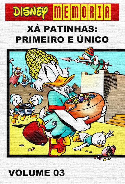 Disney Memória volume 03