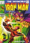 Iron Man #011