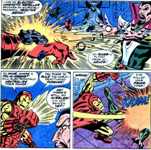 Iron Man #100, pg 26