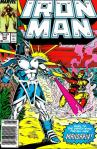 Iron Man #242