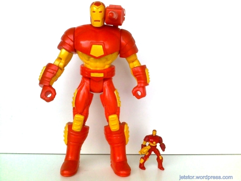 Iron Man 10' Series