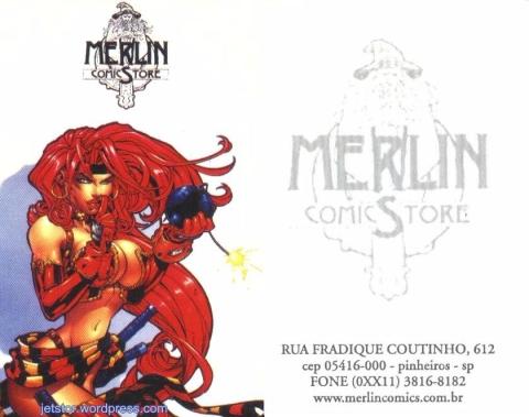Merlin ComicStore w