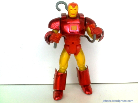 Toy Biz - Iron Man Series II - Space Armor