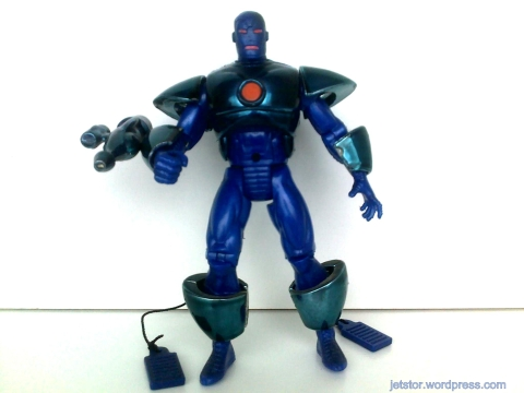 Toy Biz - Iron Man Series II - Stealth Armor