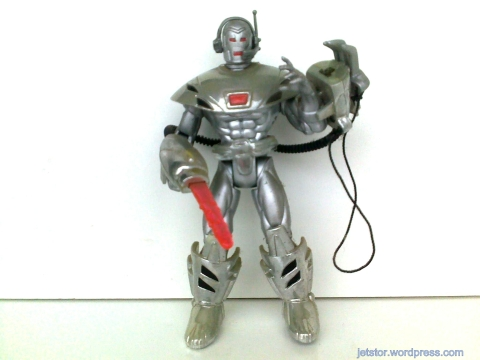 Toy Biz - Iron Man Series III - Arctic Armor