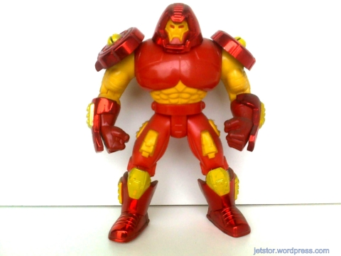 Toy Biz - Iron Man Series III - Hulkbuster Armor
