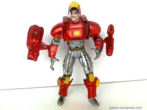 Toy Biz - Iron Man Series III - Tony Stark