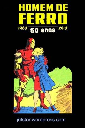 Homem de Ferro 50 anos logo2 w