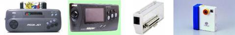 Sega Megajet - Sega Nomad - Dreamcast BBa - Dreameye
