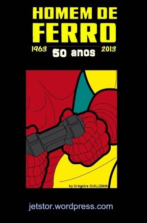 Homem de Ferro 50 anos logo 5 w