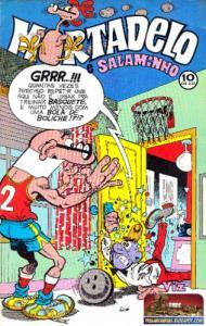 Mortadelo e Salaminho 10 RGE 1974