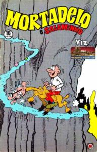 Mortadelo e Salaminho 16  1974 RGE
