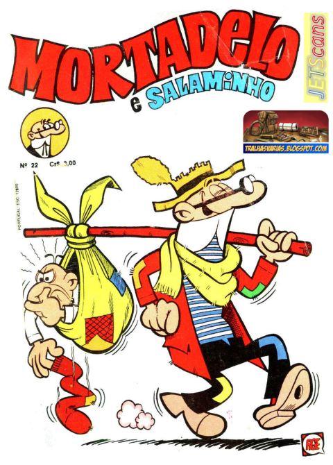 Mortadelo e Salaminho 22 RGE 1975