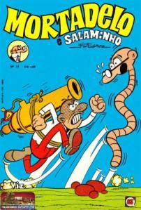Mortadelo e Salaminho #31 RGE