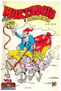 Mortadelo e Salaminho 36 RGE 1976