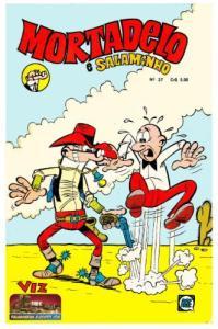 Mortadelo e Salaminho 37 RGE 1976