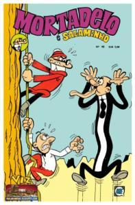 Mortadelo e Salaminho 40 RGE 1976