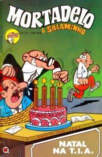 Mortadelo e Salaminho 73 RGE