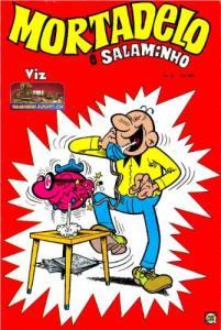 Mortadelo & Salaminho #18 RGE