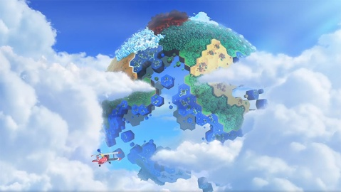 Sonic - The Lost World