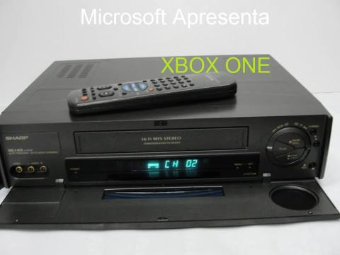 Xbox One VCR 1
