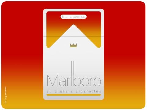 Jony Ive redesenha Marlboro