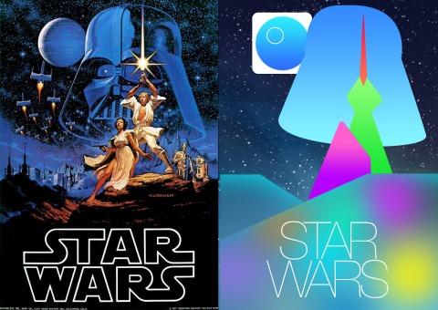 Jony Ive redesenha Star Wars