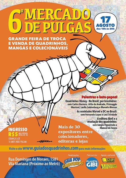 6o Mercado de Pulgas - SP/SP - 2013