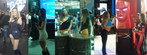 BGS 2013 - Booth Babes