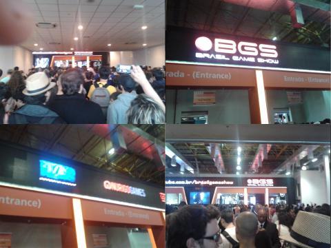 BGS 2013 - Entrada