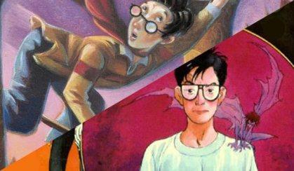 Harry Potter vs Tim Hunter