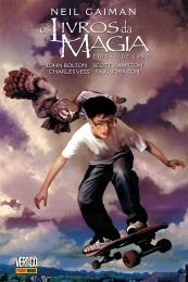 Livros da Magia Edição Definitiva - Editora Panini - agosto de 2013