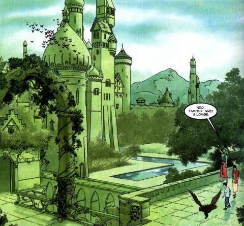 Os Livros da Magia - Neil Gaiman & Charles Vess,pg 138