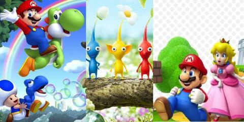 Exclusivos Wii U