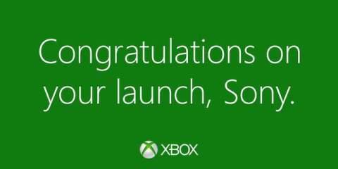Microsoft congratula Sony