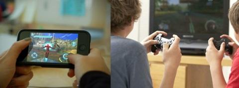 Mobile vs Consoles