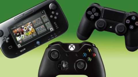Controles - Wii U, PS4, Xbox One