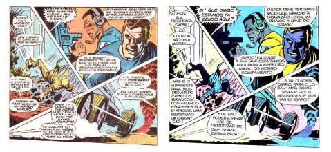 Iron Man #16 pg 03 vs Homem de Ferro #07 pg 49
