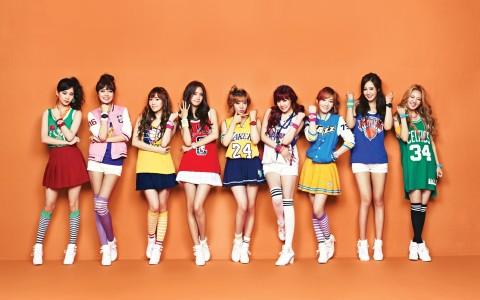SNSD Girls Generation HD Wallpaper