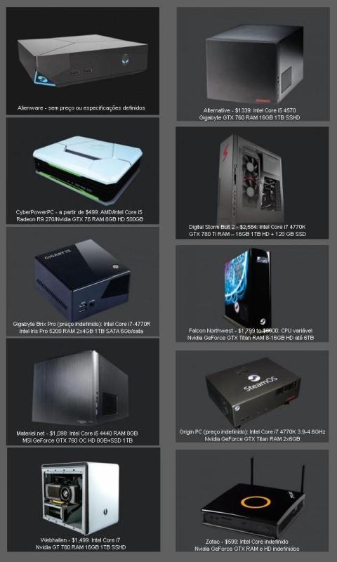 Steam Machines - CES 2014