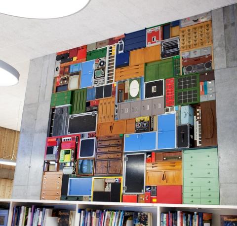 Michael Johansson Tetris Works 06