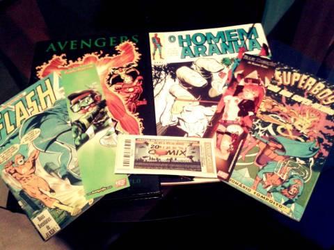 Ebal & Avengers HC