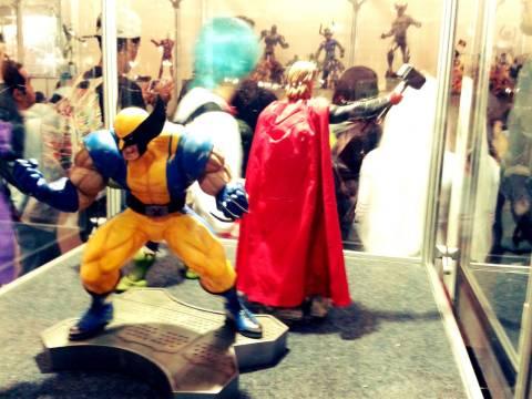 Wolverine & Thor