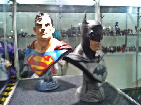 Superman & Batman
