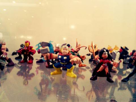 Marvel Super Hero Squad  (2)