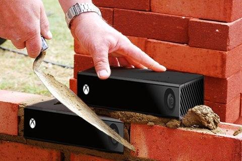 Kinect Brick