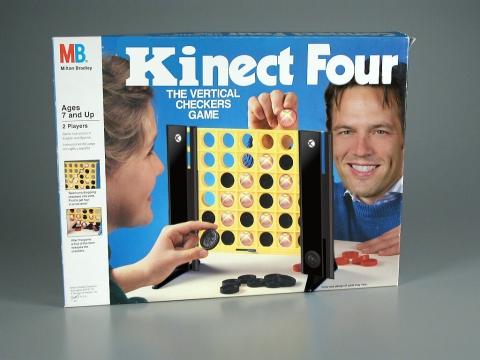 Kinect Four