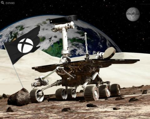 Kinect Mars Explorer