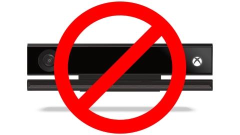 No KinectOne