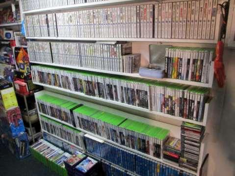 A maior coleção de games do mundo segundo o Guiness - 01